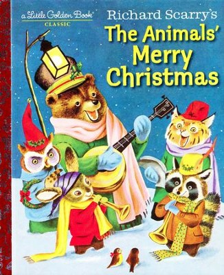 Richard Scarry's The Animals' Merry Christmas  -     By: Kathryn Jackson     Illustrated By: Richard Scarry