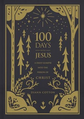 100 Days with Jesus - eBook  -     By: Diann Cotton