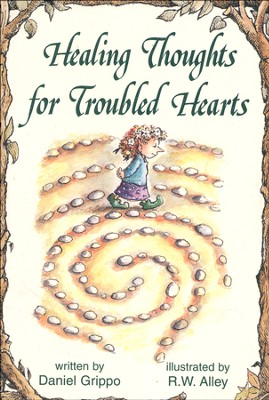 Healing Thoughts for Troubled Hearts, Elf Help Book   -