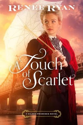 A Touch of Scarlet  -     By: Renee Ryan