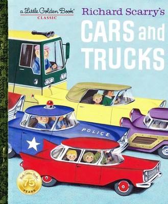 Richard Scarry's Cars and Trucks  -     By: Richard Scarry