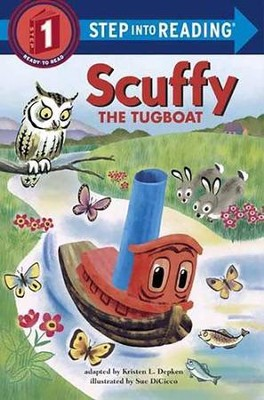 Scuffy the Tugboat  -     By: Kristen L. Depken