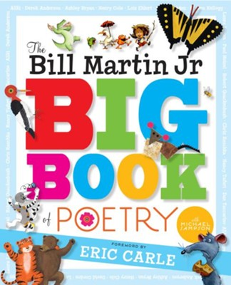 Bill Martin Jr. Big Book of Poetry  -     By: Bill Martin Jr.