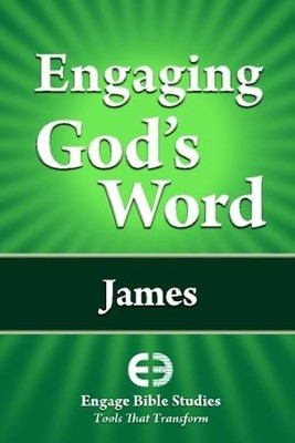 Engaging God's Word: James  -     By: Community Bible Study