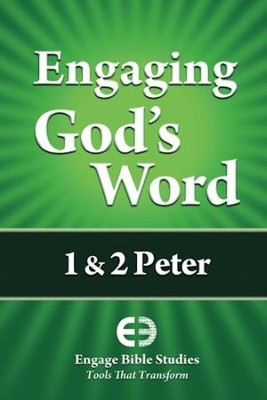 Engaging God's Word: 1 & 2 Peter  -     By: Community Bible Study