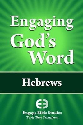 Engaging God's Word: Hebrews  -     By: Community Bible Study