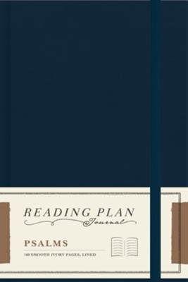Psalms, Reading Plan Journal  -
