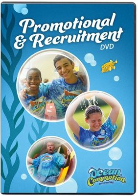 Ocean Commotion VBS Promotional & Recruitment DVD  -