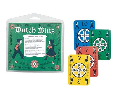 Dutch Blitz Game   -