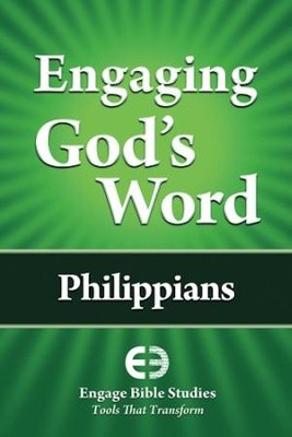 Engaging God's Word: Philippians  -     By: Community Bible Study