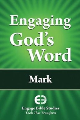 Engaging God's Word: Mark  -     By: Community Bible Study