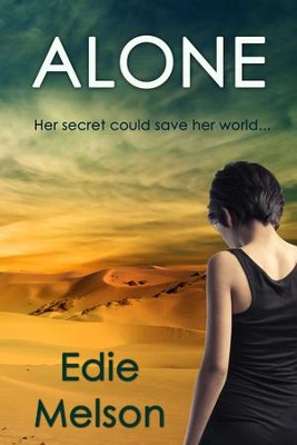Alone - eBook  -     By: Edie Melson