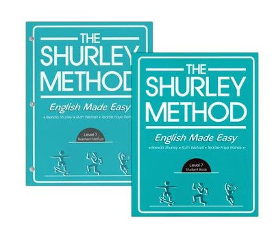 Shurley English Level 7 Kit  -