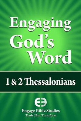 Engaging God's Word: 1 & 2 Thessalonians  -     By: Community Bible Study