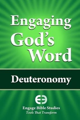 Engaging God's Word: Deuteronomy  -     By: Community Bible Study