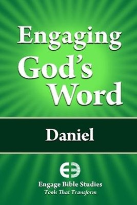 Engaging God's Word: Daniel  -     By: Community Bible Study
