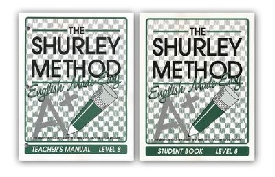 Shurley English Level 8 Kit   -