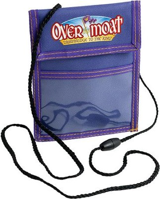 Over the Moat VBS: Theme Pouch, 10 pack   -