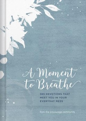 A Moment to Breathe - eBook  -     Edited By: Denise J. Hughes     By: (in)courage Community