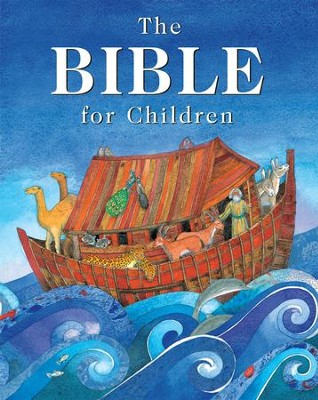The Bible for Children  -     By: Murray Watts     Illustrated By: Helen Cann