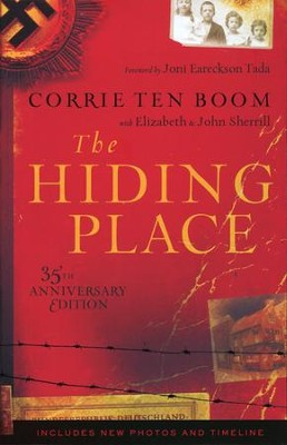 The Hiding Place, 35th Anniversary Edition  - Slightly Imperfect  -