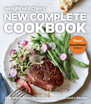 Weight Watchers New Complete Cookbook, SmartPoints Edition: Over 500 Delicious Recipes for the Healthy Cook's Kitchen  -     By: Weight Watchers