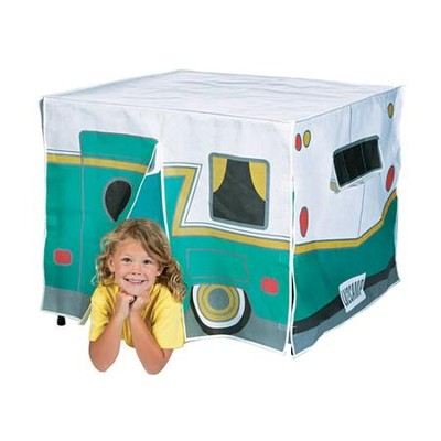 Camp Moose on the Loose: Camper Play Tent  -