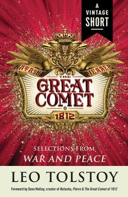 Natasha, Pierre & The Great Comet of 1812: from War and Peace - eBook  -     By: Leo Tolstoy