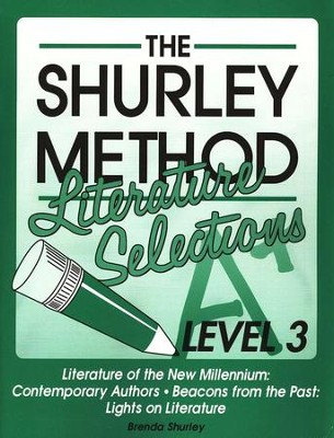 Shurley English Level 3 Literature Selections  -
