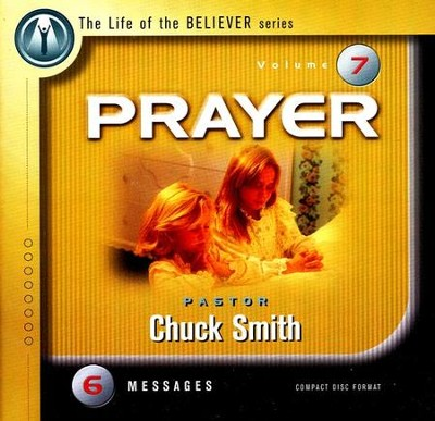 Prayer CD  -     By: Chuck Smith