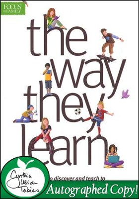 The Way They Learn - Autographed Edition   -     By: Cynthia Ulrich Tobias