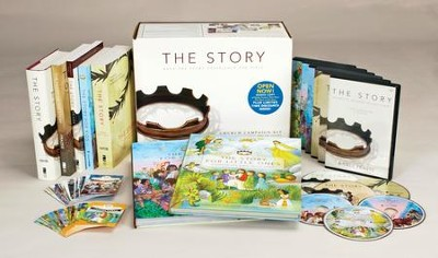 The Story: Church Campaign Kit - Slightly Imperfect  -