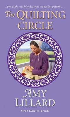 The Quilting Circle / Digital original - eBook  -     By: Amy Lillard