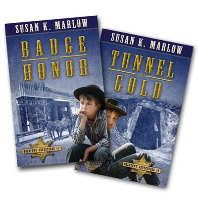 The Goldtown Adventures, Volumes 1 & 2  -     By: Susan K. Marlow