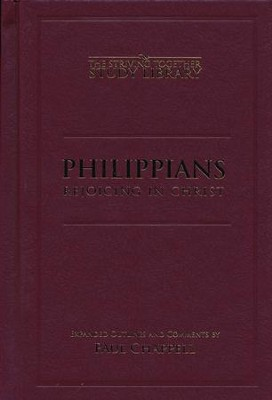 Philippians: Rejoicing in Christ (The Striving Together Study Library)  -     By: Paul Chappell