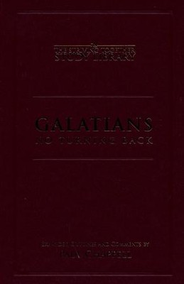 Galatians: No Turning Back (The Striving Together Study Library)   -     By: Paul Chappell