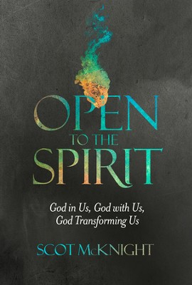 Open to the Spirit: God in Us, God with Us, God Transforming Us - eBook  -     By: Scot McKnight