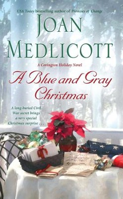 A Blue and Gray Christmas - eBook  -     By: Joan Medlicott