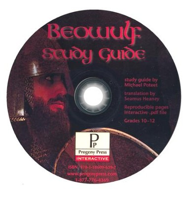 Beowulf Study Guide PDF CD-Rom   -     By: Michael Poteet