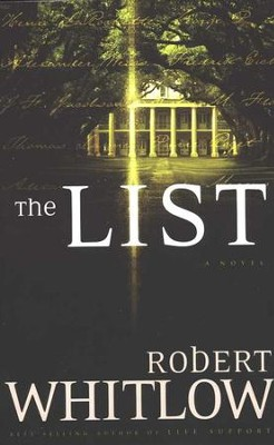 The List     -     By: Robert Whitlow