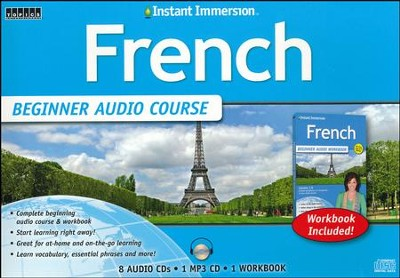 Instant Immersion French Beginner Audio Course  -     By: TOPICS Entertainment