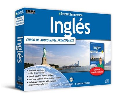 Instant Immersion Ingles Beginner Audio Course  -     By: TOPICS Entertainment