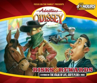 Adventures in Odyssey® 314: The Underground Railroad, Part 1 of 3  [Download] -