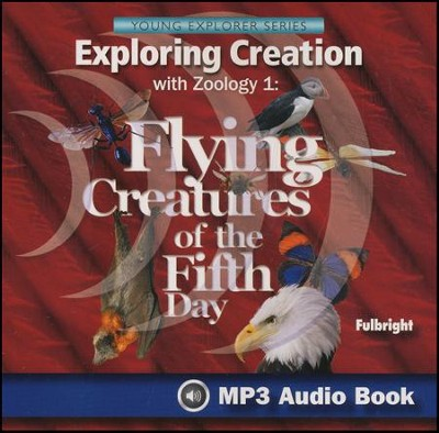 Zoology 1 MP3 Audio CD   -     By: Jeannie Fulbright