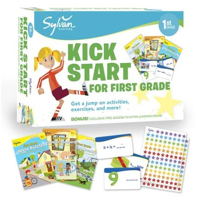 Sylvan Kick Start for First Grade  -     By: Sylvan Learning