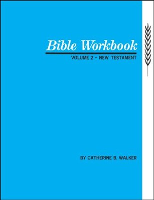 Bible Workbook Vol. 2 New Testament - eBook  -     By: Catherine Walker