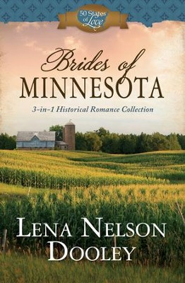 Brides of Minnesota: 3-in-1 Historical Romance - eBook  -     By: Lena Dooley