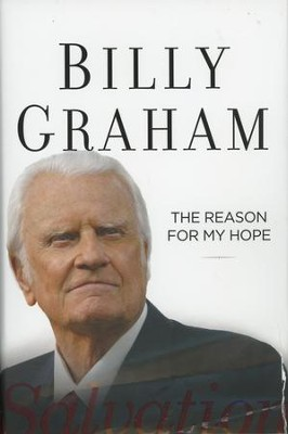The Reason for My Hope: Salvation - Slightly Imperfect  -     By: Billy Graham