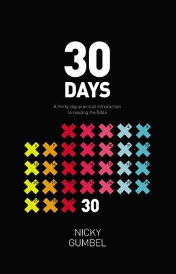 30 Days: A Practical Introduction to Reading the Bible - eBook  -     By: N. Gumbel     Illustrated By: C. McKasey