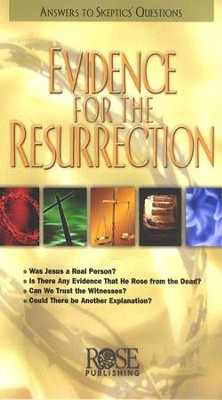 Evidence for the Resurrection Pamphlet   -